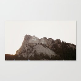Grand Rushmore Canvas Print