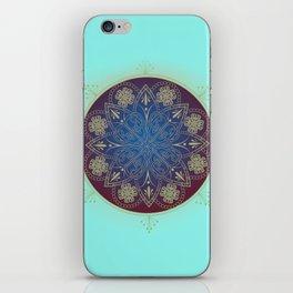 Celtic Mandala iPhone Skin
