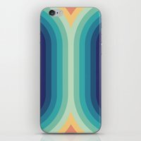 Retro Smooth 001 iPhone & iPod Skin