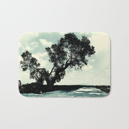 Sea of Clouds Bath Mat