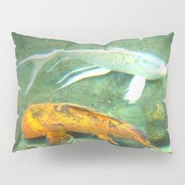 Coy Fish Pillow Sham