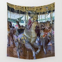 Dancing Billie Wall Tapestry