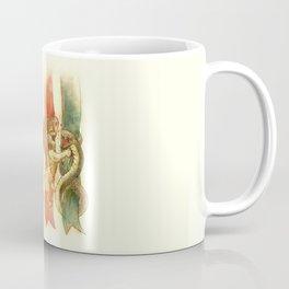 hogwarts houses symbol minimal Coffee Mug