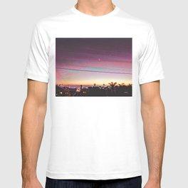 Cardiff Sunset T-shirt