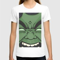 hulk T-shirts featuring Hulk by illustrationsbynina