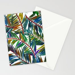 tropical life Stationery Cards