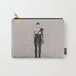 Furiosa without a face (MadMax) Carry-All Pouch