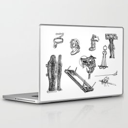 We Do Torture Right  Laptop & iPad Skin