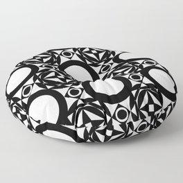 The Universe Floor Pillow