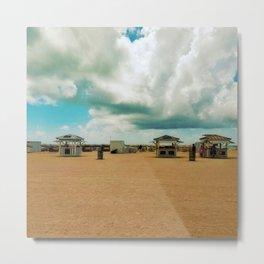 Dreamy Beach Life Metal Print