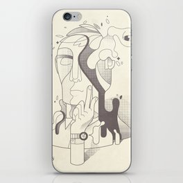 Get It Together iPhone Skin
