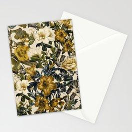 Warm Winter Garden Stationery Cards