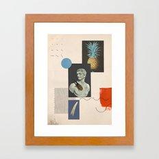 Tsar Framed Art Print