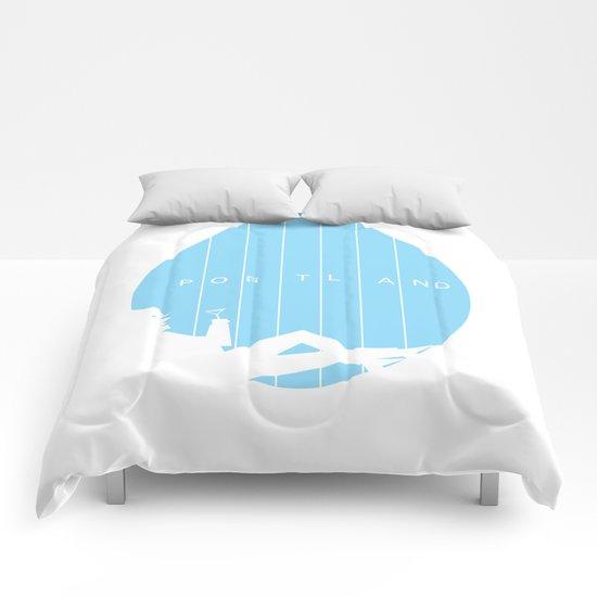 Portland Comforters