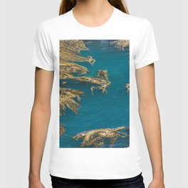 Decorative nature T-shirt