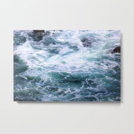 drown me in your beauty Metal Print