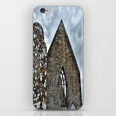 All Falls to Time iPhone & iPod Skin