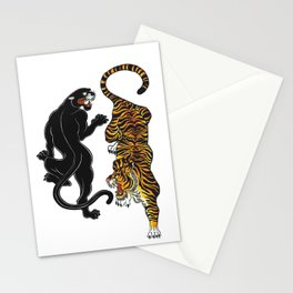 Big Cats Stationery Cards