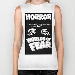 Worlds of fear - Horror - Biker Tank