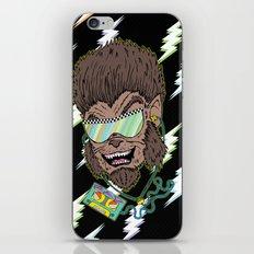 Hungry Like the Werewolf iPhone & iPod Skin