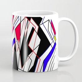 Lines of Mind Coffee Mug