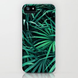 Multicolour Leaves (1) iPhone Case