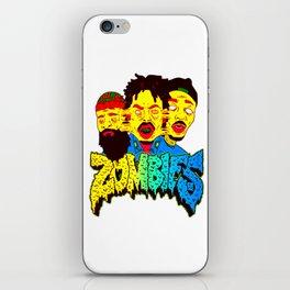 Flatbush Zombies iPhone Skin
