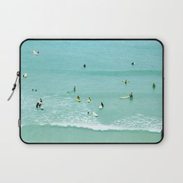 Surfing vintage. Summer dreams Laptop Sleeve
