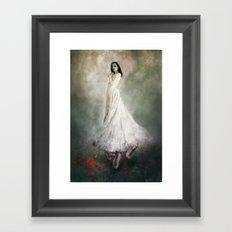 Grave Dancer Framed Art Print