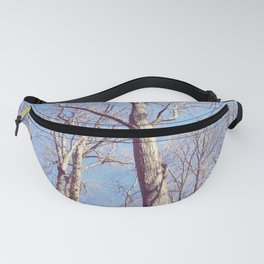 The Trees - Pastel Skies Fanny Pack