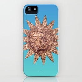 Mister Sunshine iPhone Case