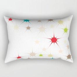 April Print 4 Rectangular Pillow