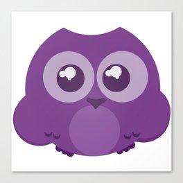 Fukurou (Owl) Canvas Print