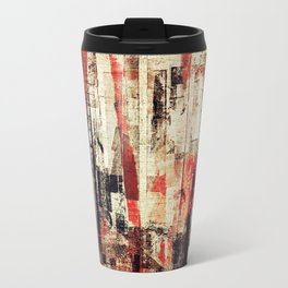 """Messages"" Inspired by the Bobby McFerrin music. Travel Mug"