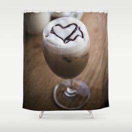 Coffee Love Shower Curtain