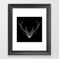 Deer II Framed Art Print