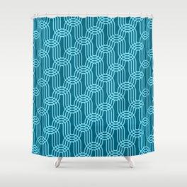 Op Art 183 Shower Curtain