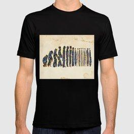 Barcode Evolution T-shirt