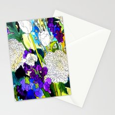 forest flowers 1 Stationery Cards