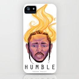 Humble - Kendrick Lamar iPhone Case