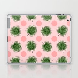 SPRING JUNGLE II - Tropical pattern Laptop & iPad Skin