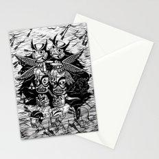 The Myth of Totummy Stationery Cards