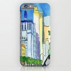 City iPhone 6s Slim Case