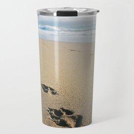 Man's Beach Friend Travel Mug