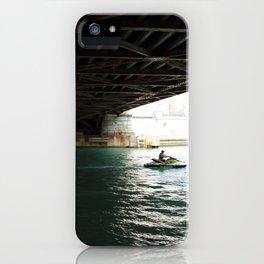 Under the Bridge iPhone Case