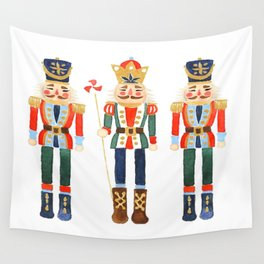 Nutcrackers Wall Tapestry