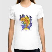 koi fish T-shirts featuring Koi Fish by Spooky Dooky