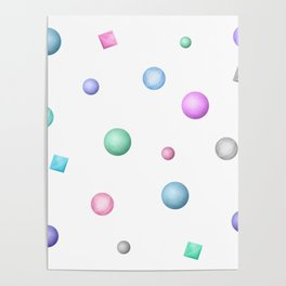 Beads Poster