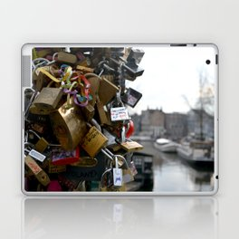 Lovers locks Laptop & iPad Skin