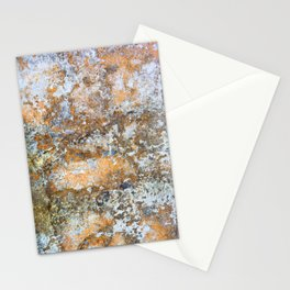 Painted Stone Stationery Cards